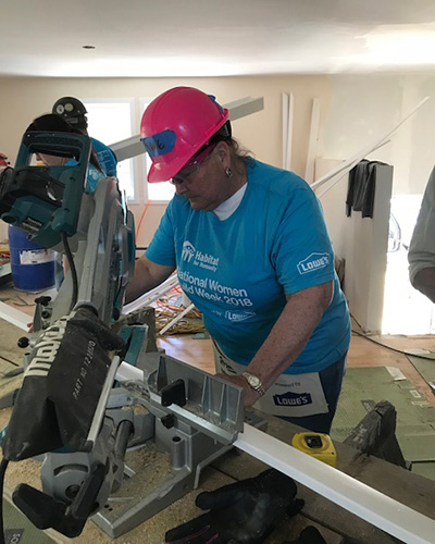 duxbury habitat for humanity build