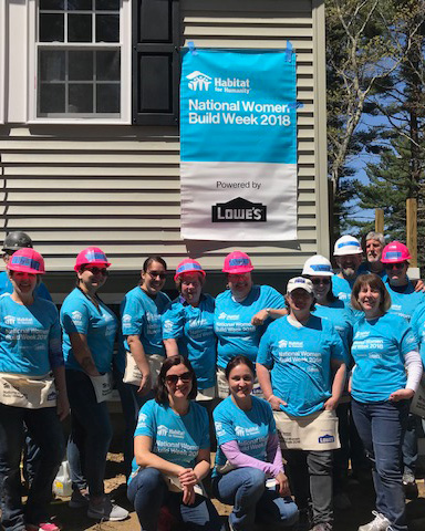 duxbury habitat for humanity build 2