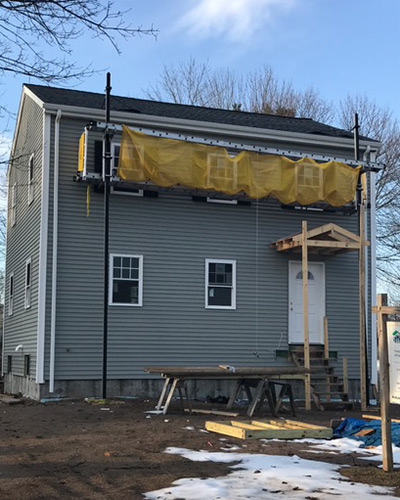 stoughton habitat for humanity build